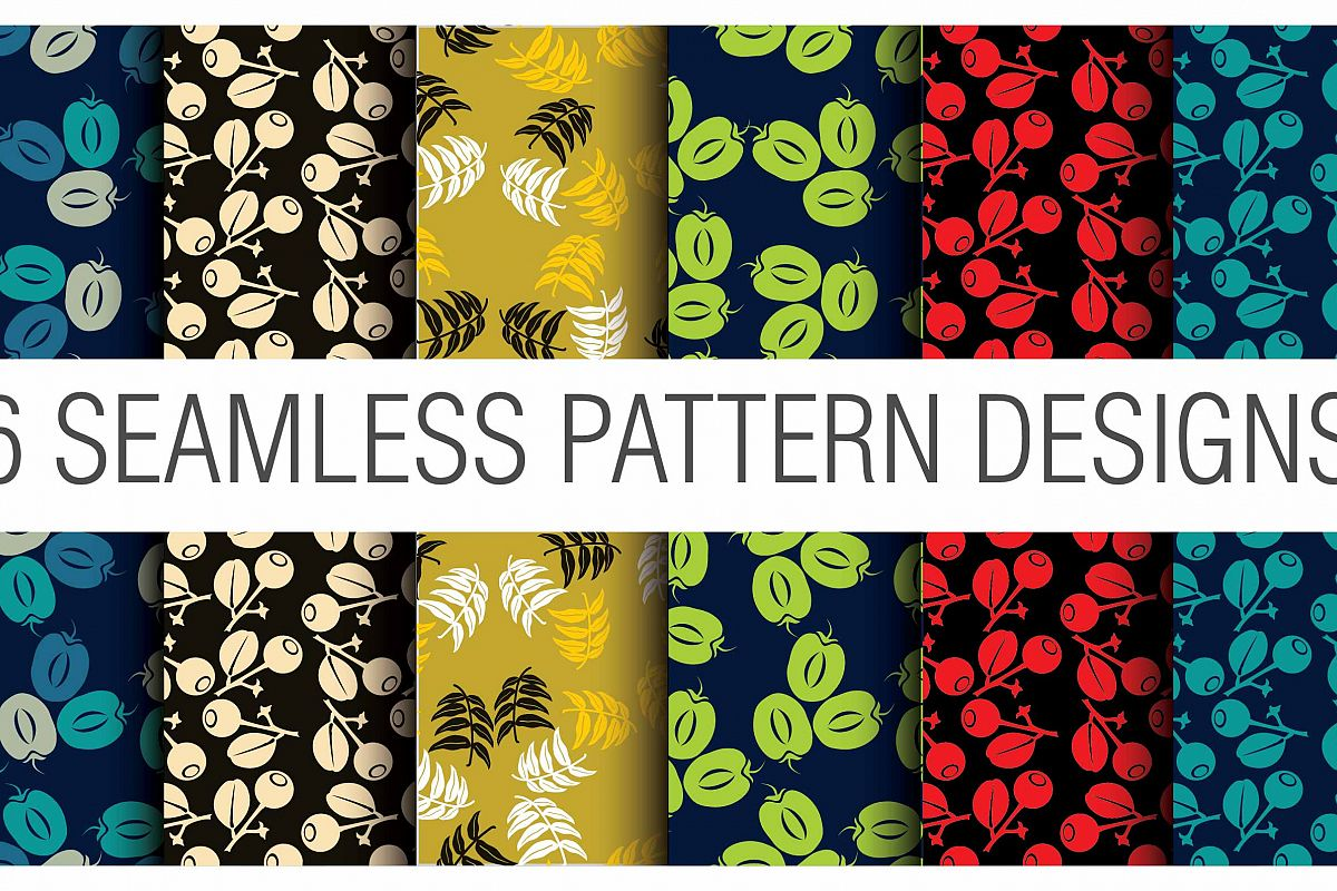 Custom Seamless Patterns example image 1