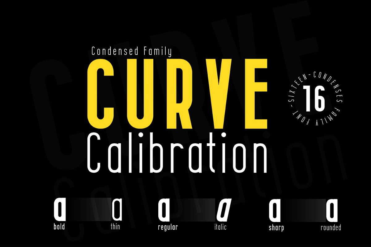 CURVE Calibration example image 1