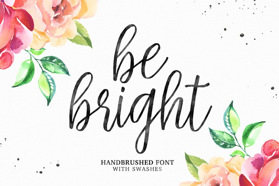Be Bright example image
