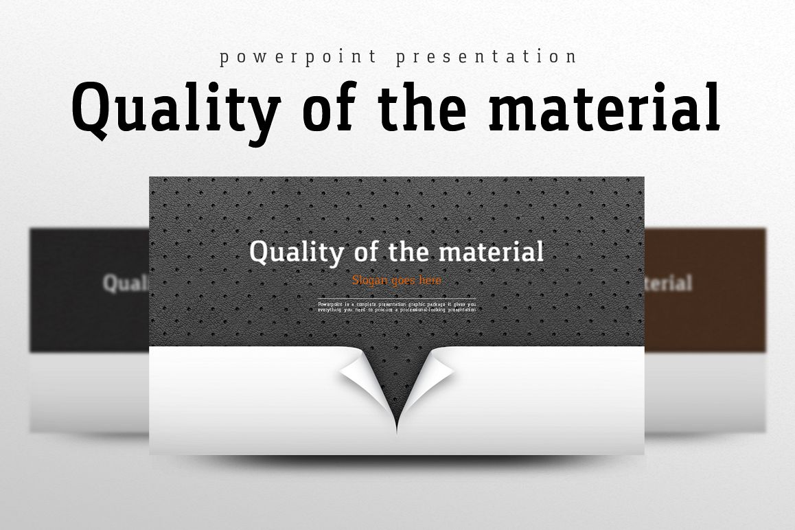Quality PowerPoint Template example image 1