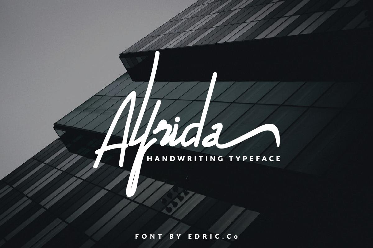 Alfrida example image 1