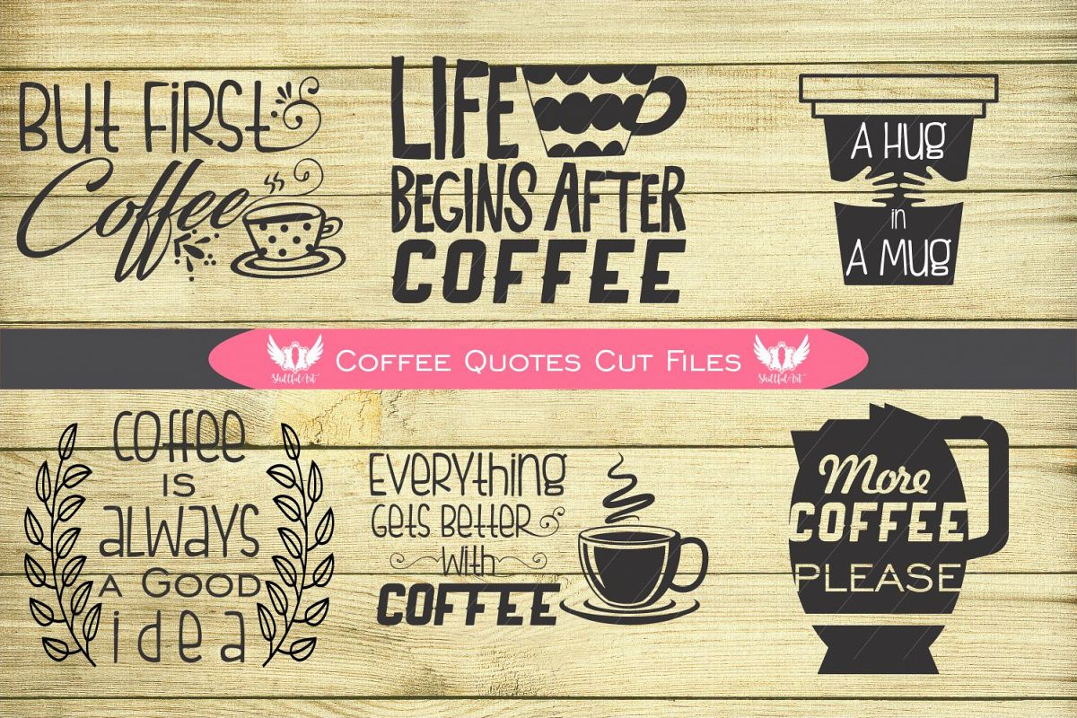 coffee svg, VOL1, but first coffee svg, coffee quote, coffee