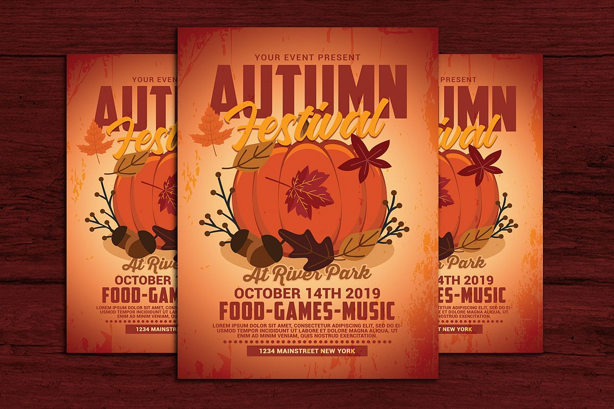 Autumn Fall Festival example image 1