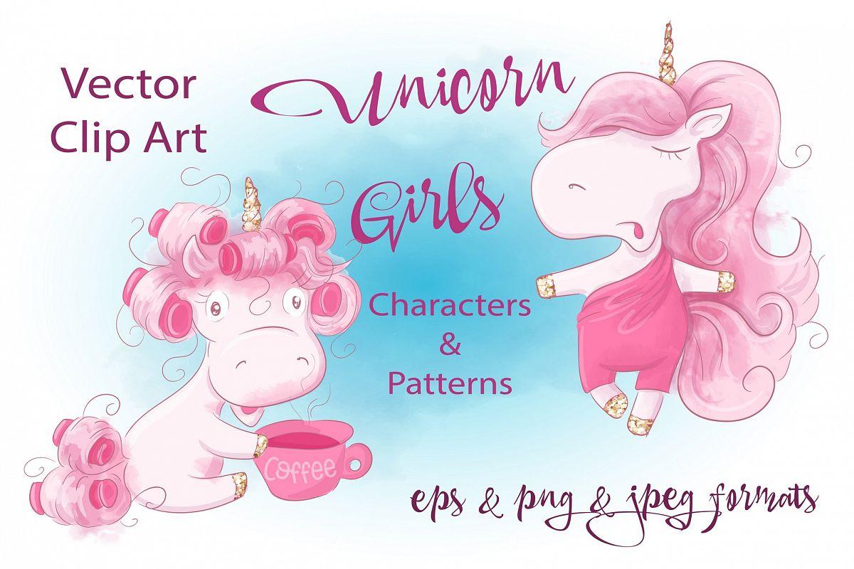 Unicorn Girls example image 1