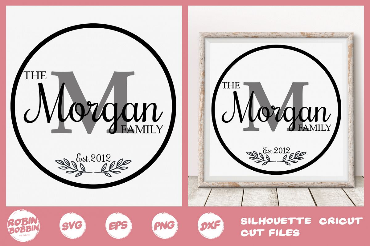 Family SVG, Newlyweds SVG, Beautiful Family Personalized SVG example image 1