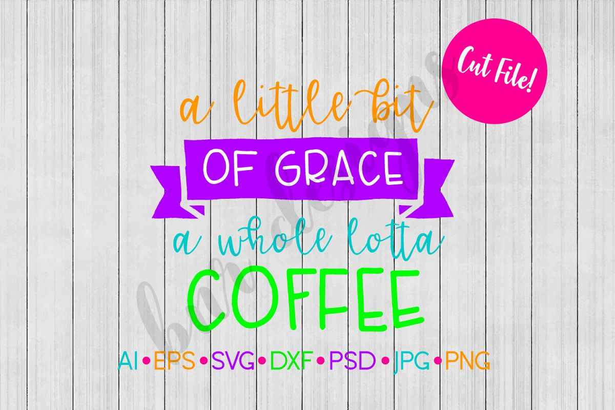 Coffee SVG, SVG File example image 1