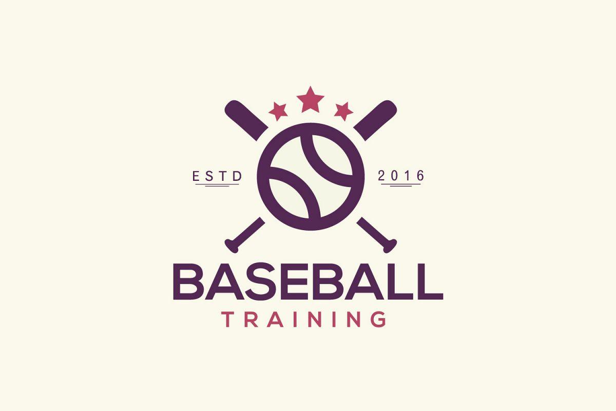 Baseball Logo example image 1