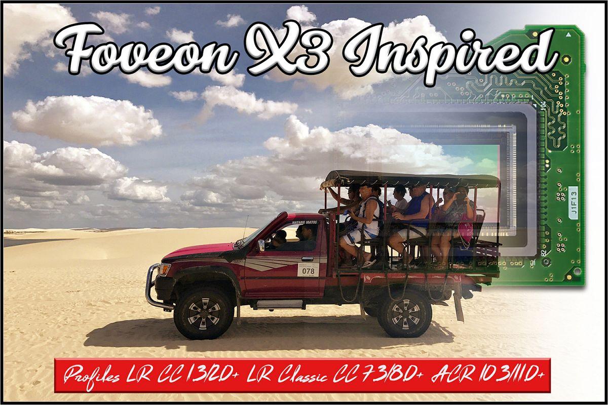 Foveon X3 Inspired profiles LR 7.3 ACR 10.3 example image 1