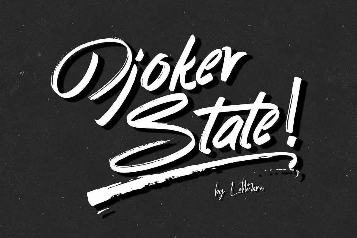 Djoker State example image 1