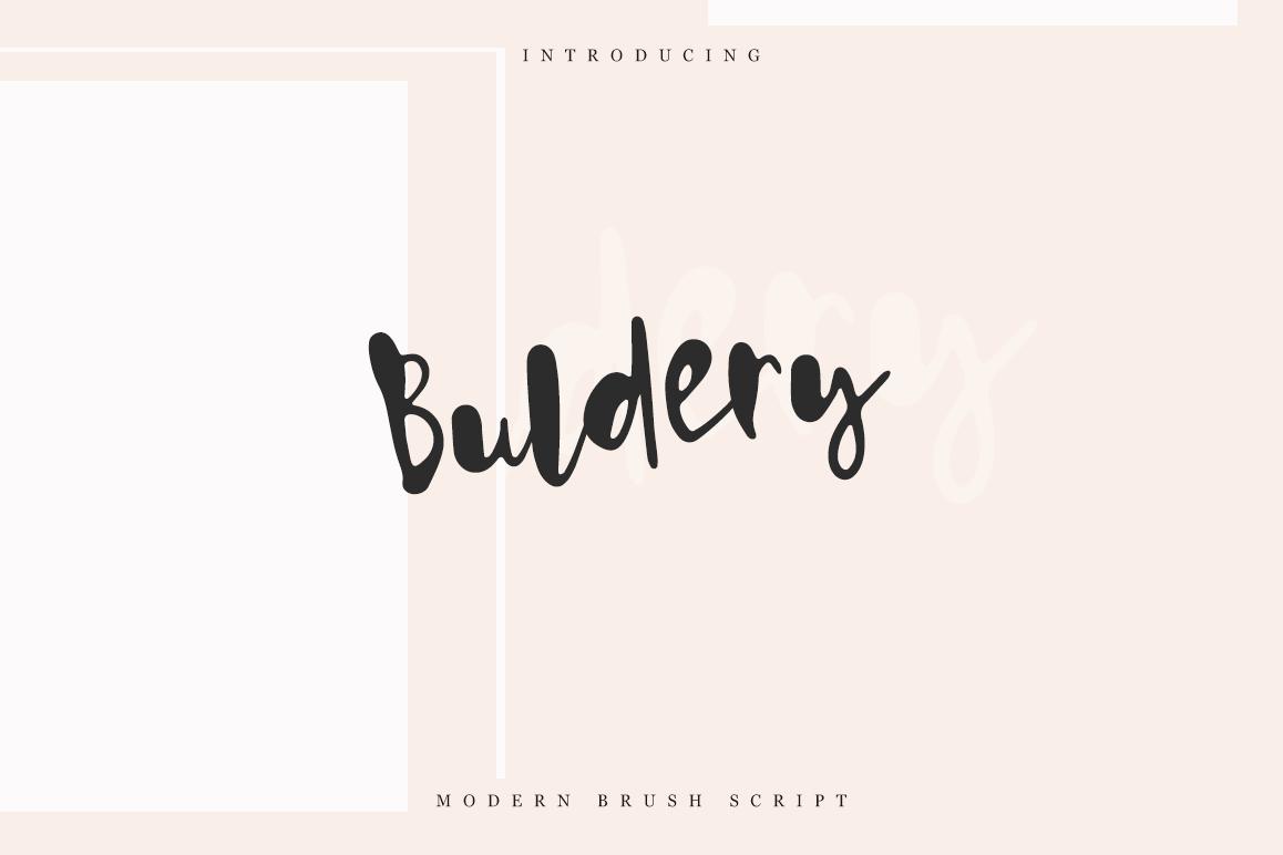 Buldery example image 1
