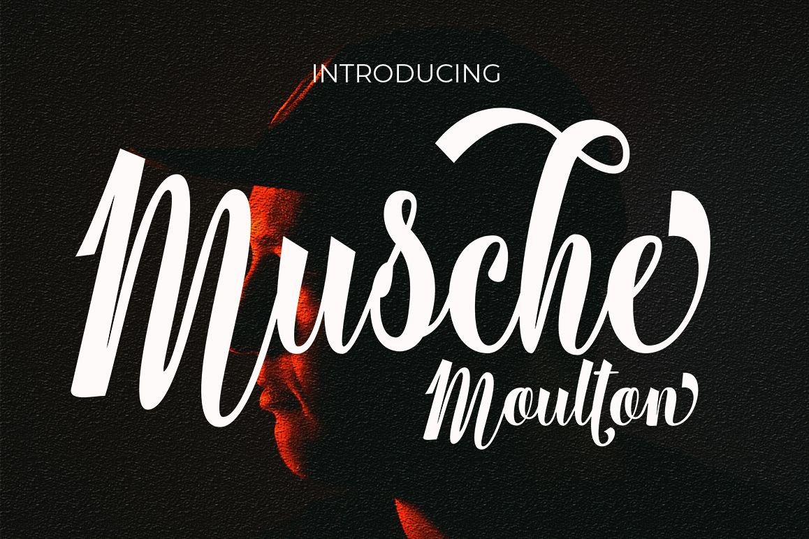 Musche Moulton Script example image 1