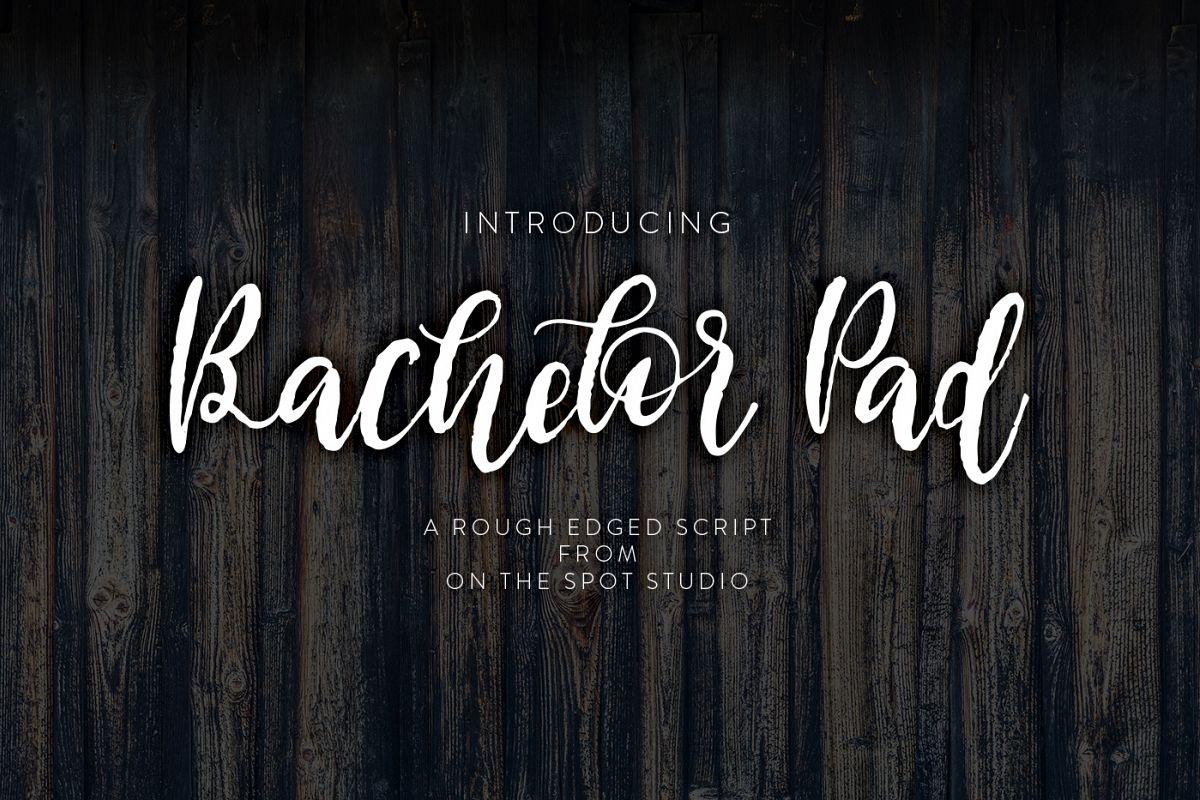 Bachelor Pad example image 1
