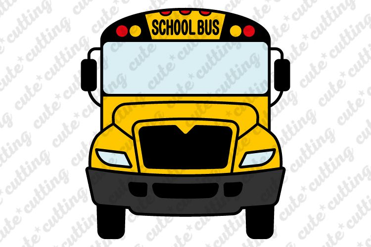 School bus svg, school bus driver svg, bus svg, dxf, png example image 1