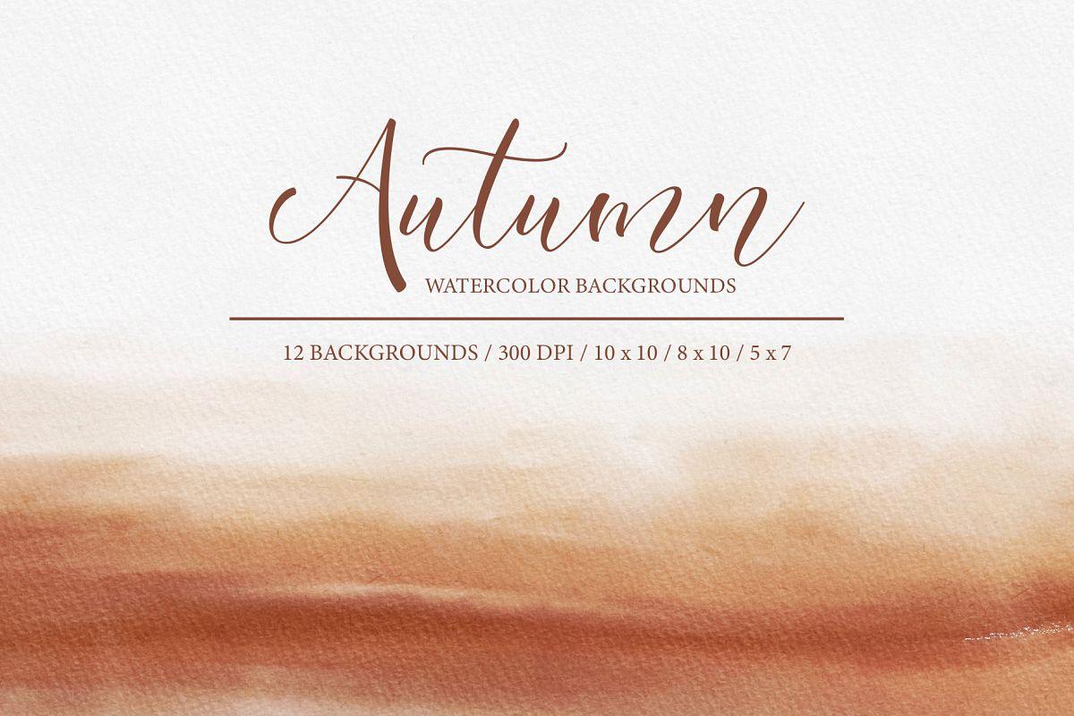 Autumn Backgrounds example image 1
