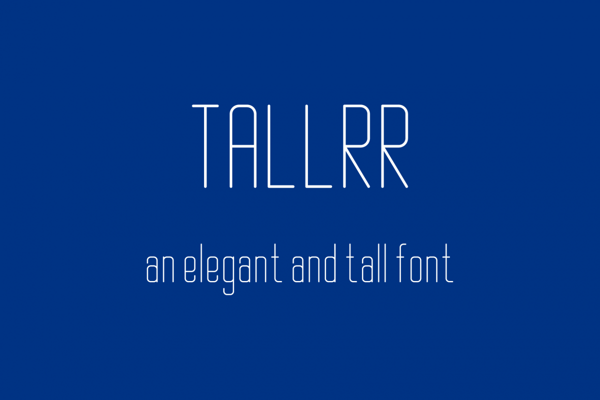 Tallrr example image 1