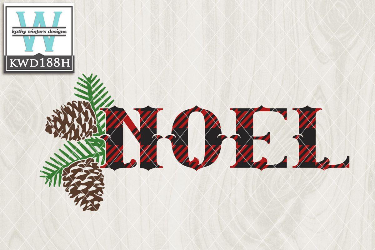 Christmas SVG - Noel example image 1