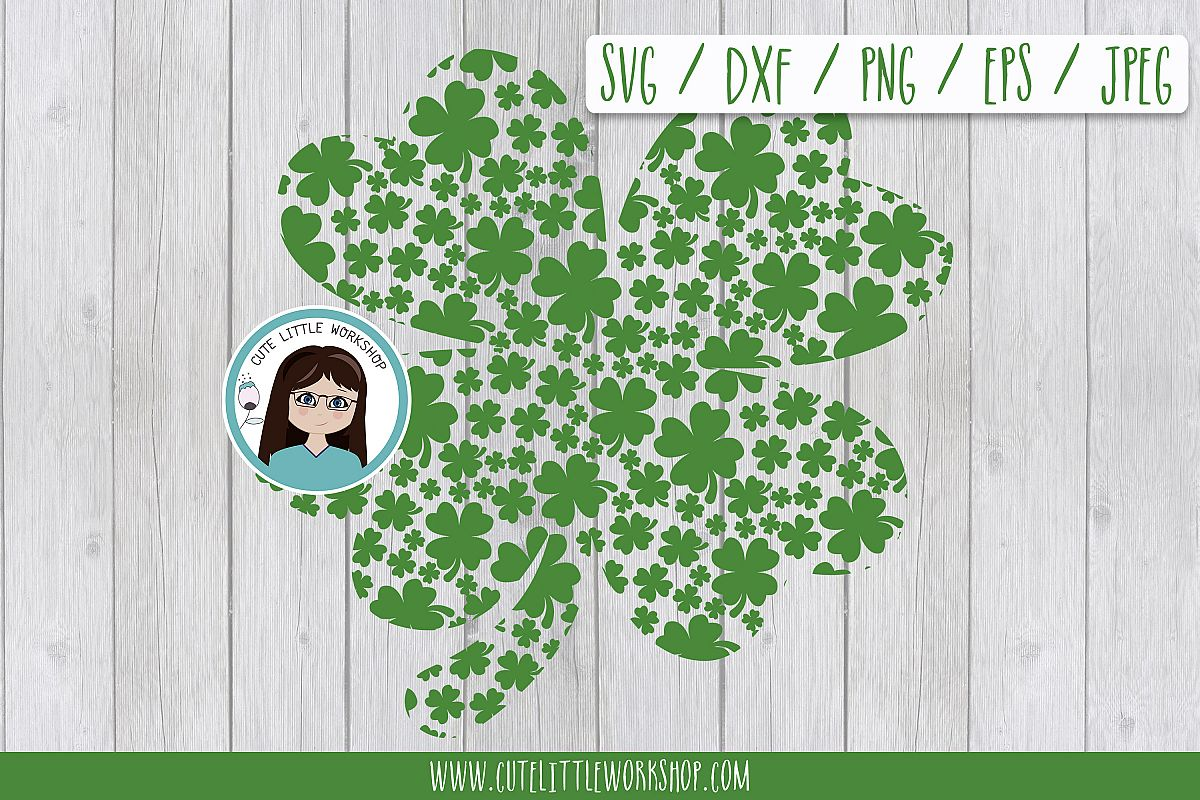 hsppy St. Patrick's daySt patrick's SVG DXF PNG JPEG EPS example image 1