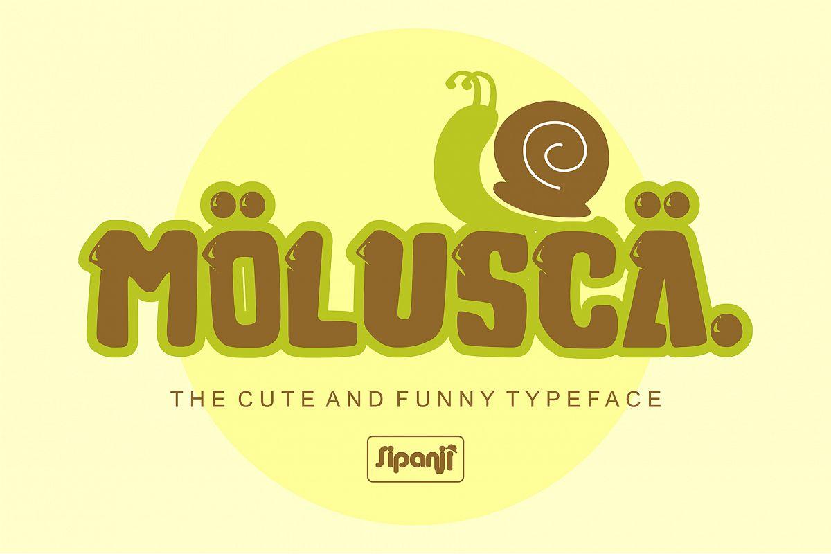 Molusca example image 1