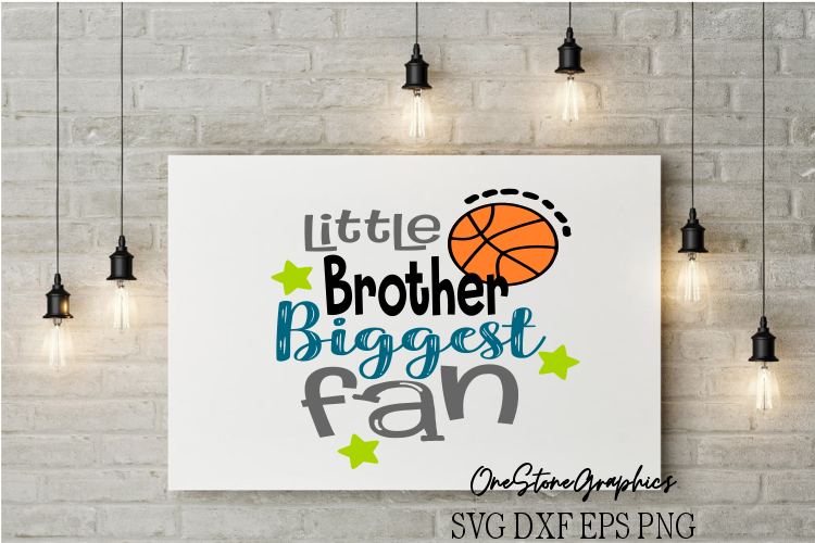 Little brother biggest fan example image 1