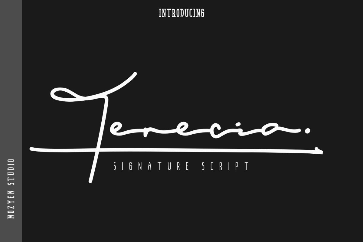 Terecia example image 1