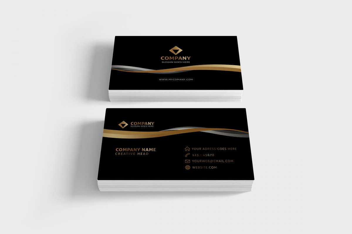 Business Card vol.02 example image 1
