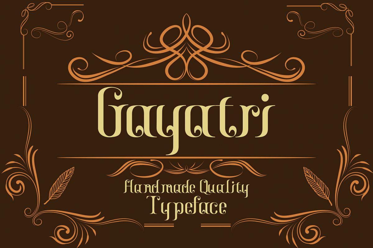 Gayatri example image 1