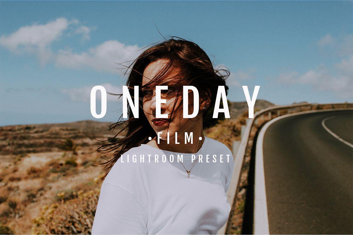 Oneday Film Lightroom preset example image 1