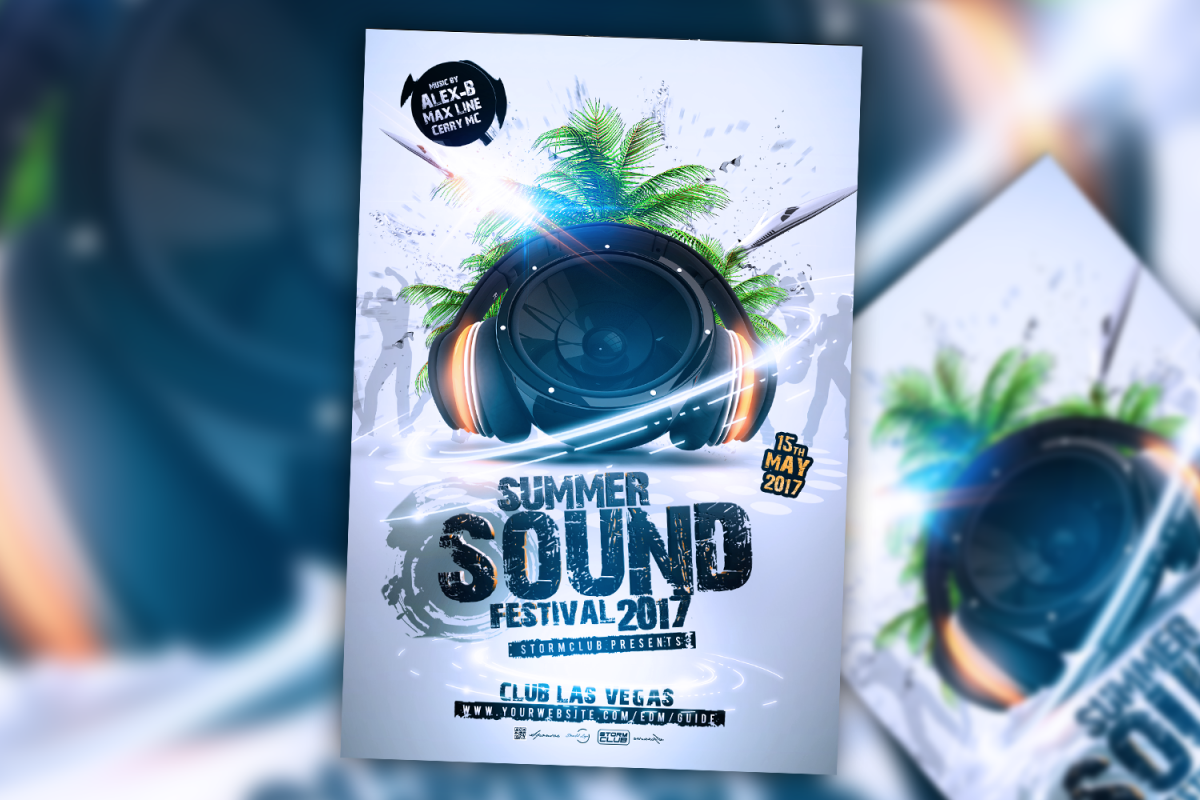Summer Sound Festival example image 1