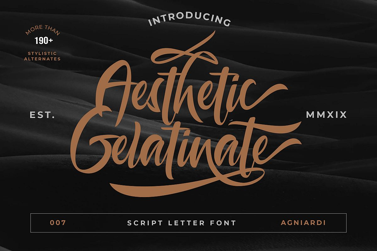 Aesthetic Gelatinate example image 1