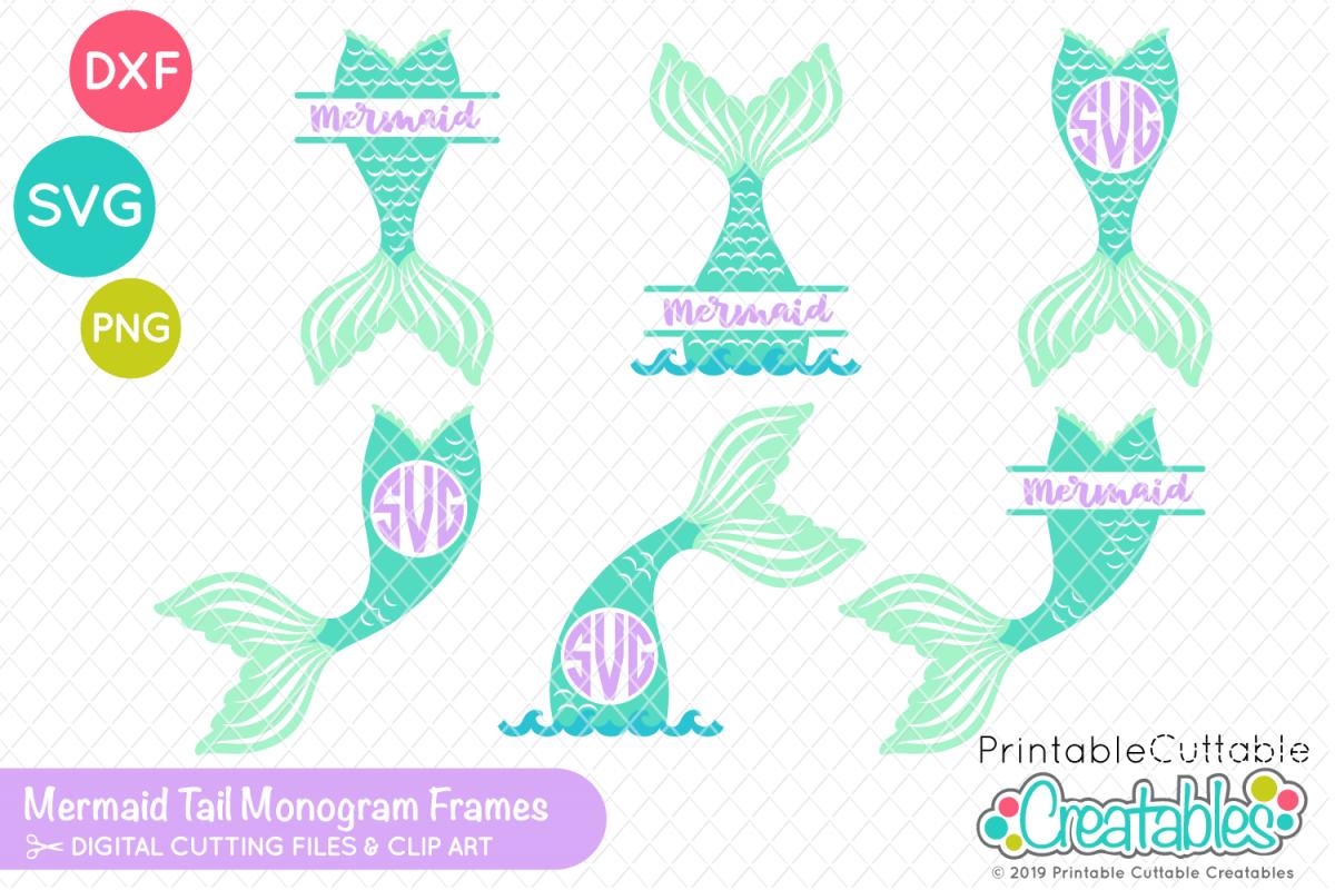 graphic about Mermaid Tail Printable identify Mermaid Tail Monogram Body SVG Established