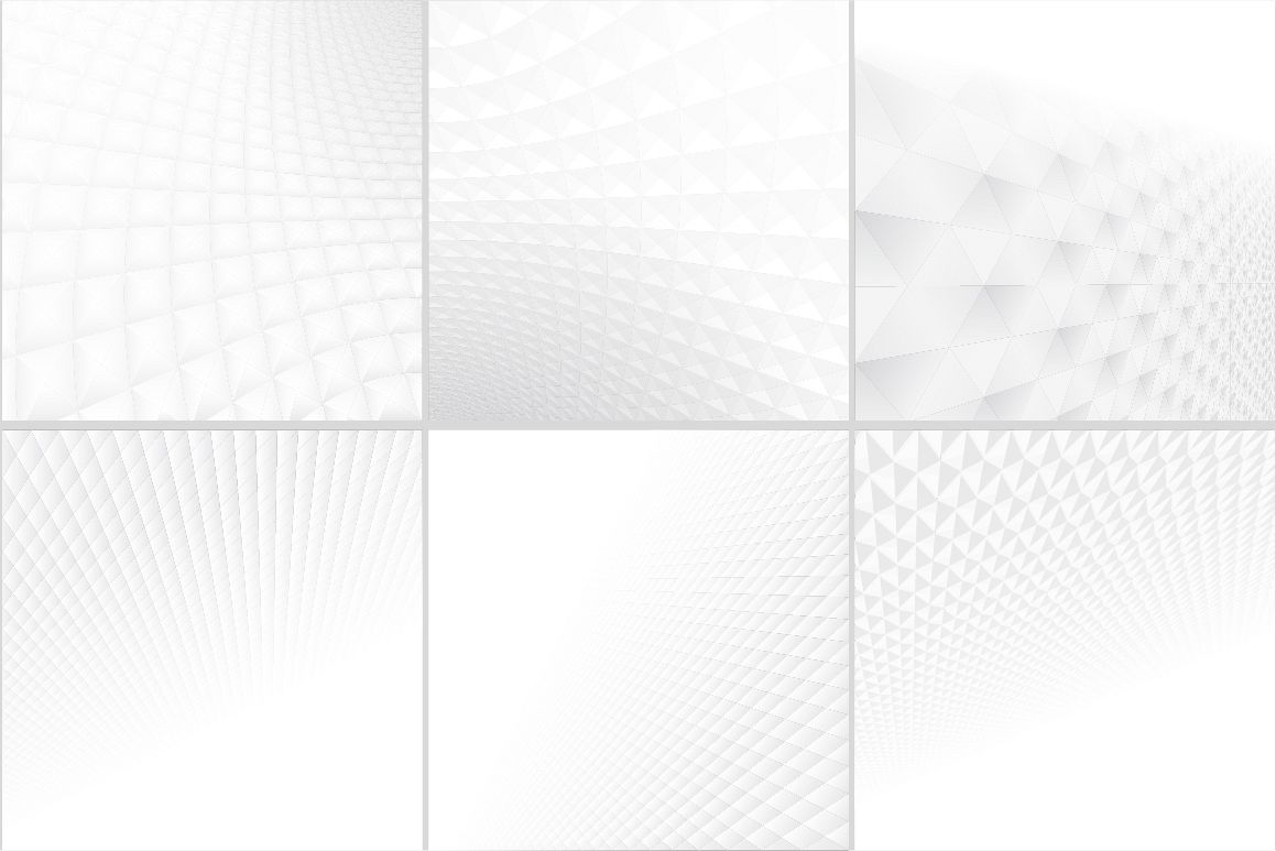 White Abstract Backgrounds. example image 1