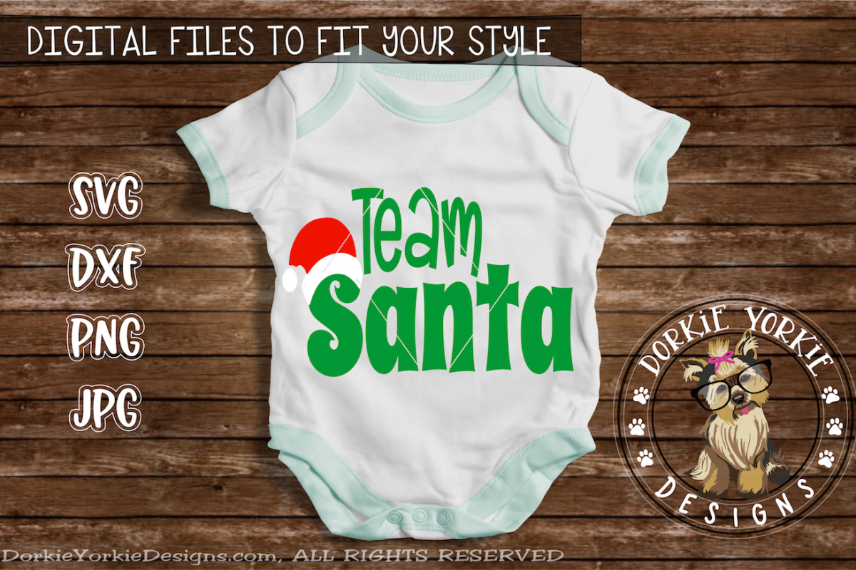 Team Santa example image 1
