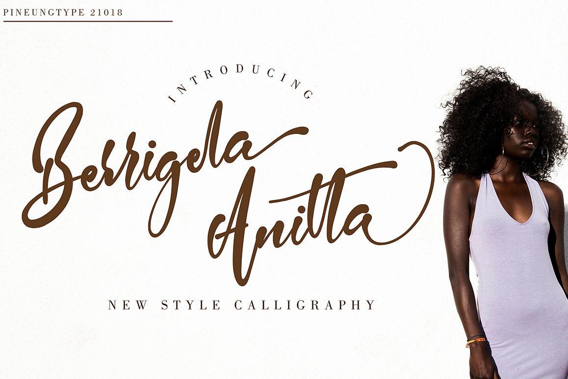 Berrigela Anitta example image 1