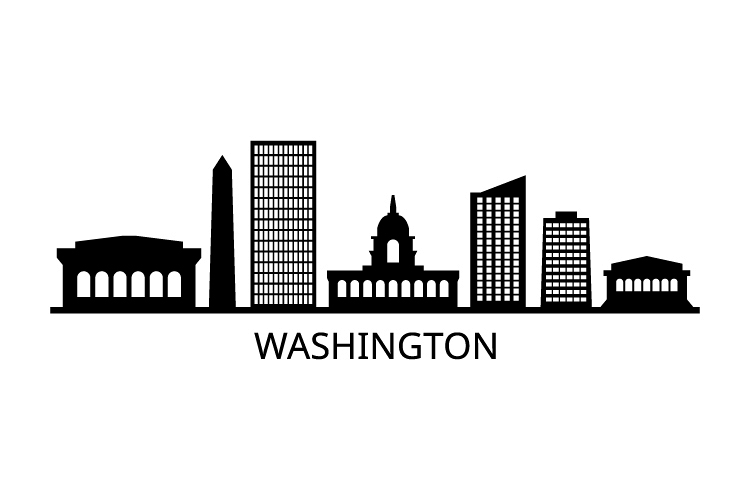 Washington Skyline example image 1