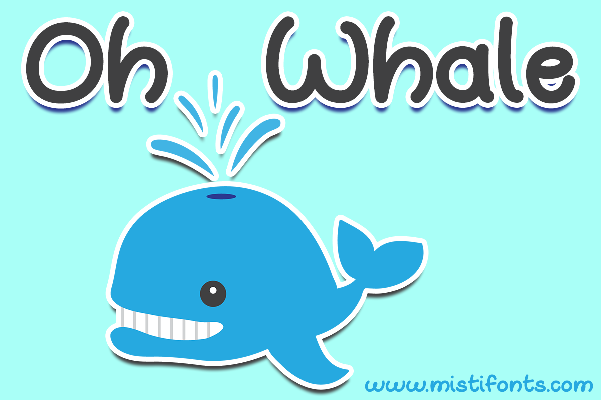 Oh Whale example image 1