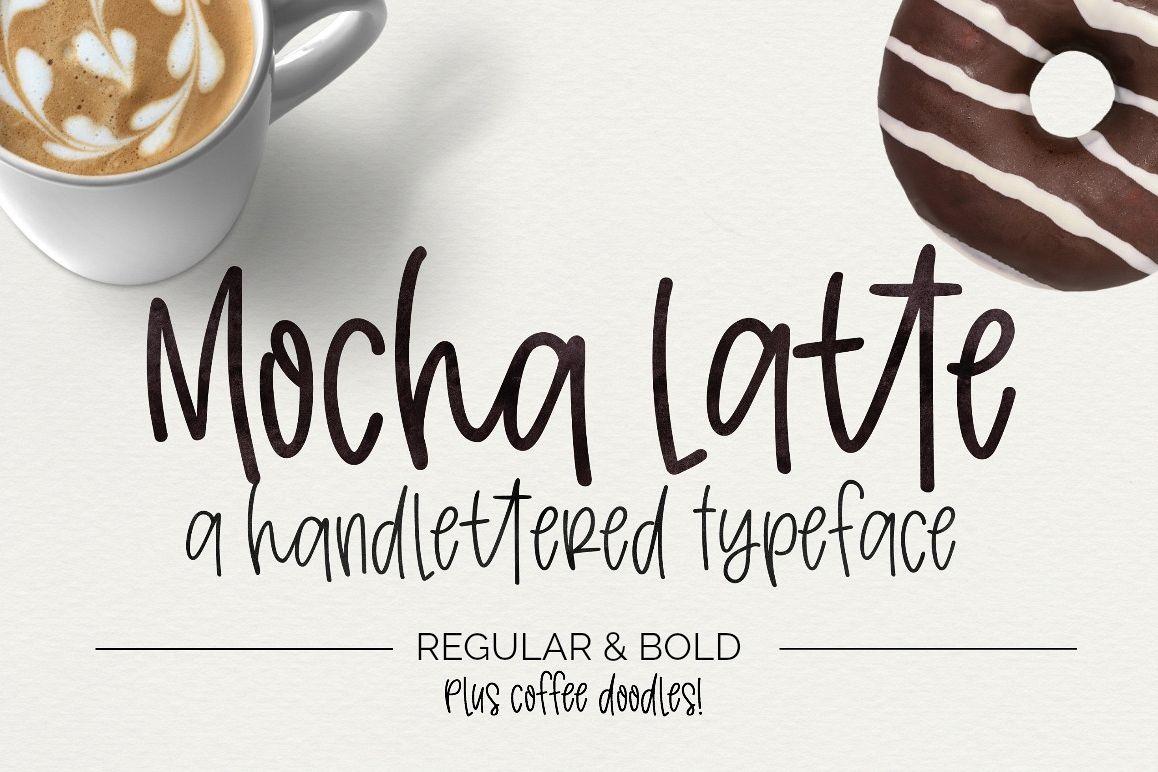 Mocha Latte example image 1