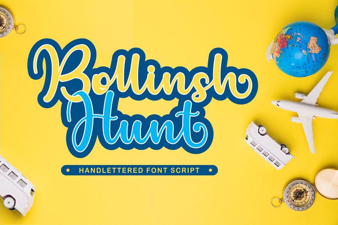 Bollinsh Hunt example image 1
