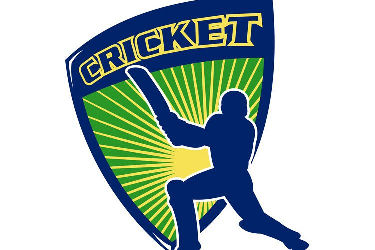cricket player batsman batting shield example image 1