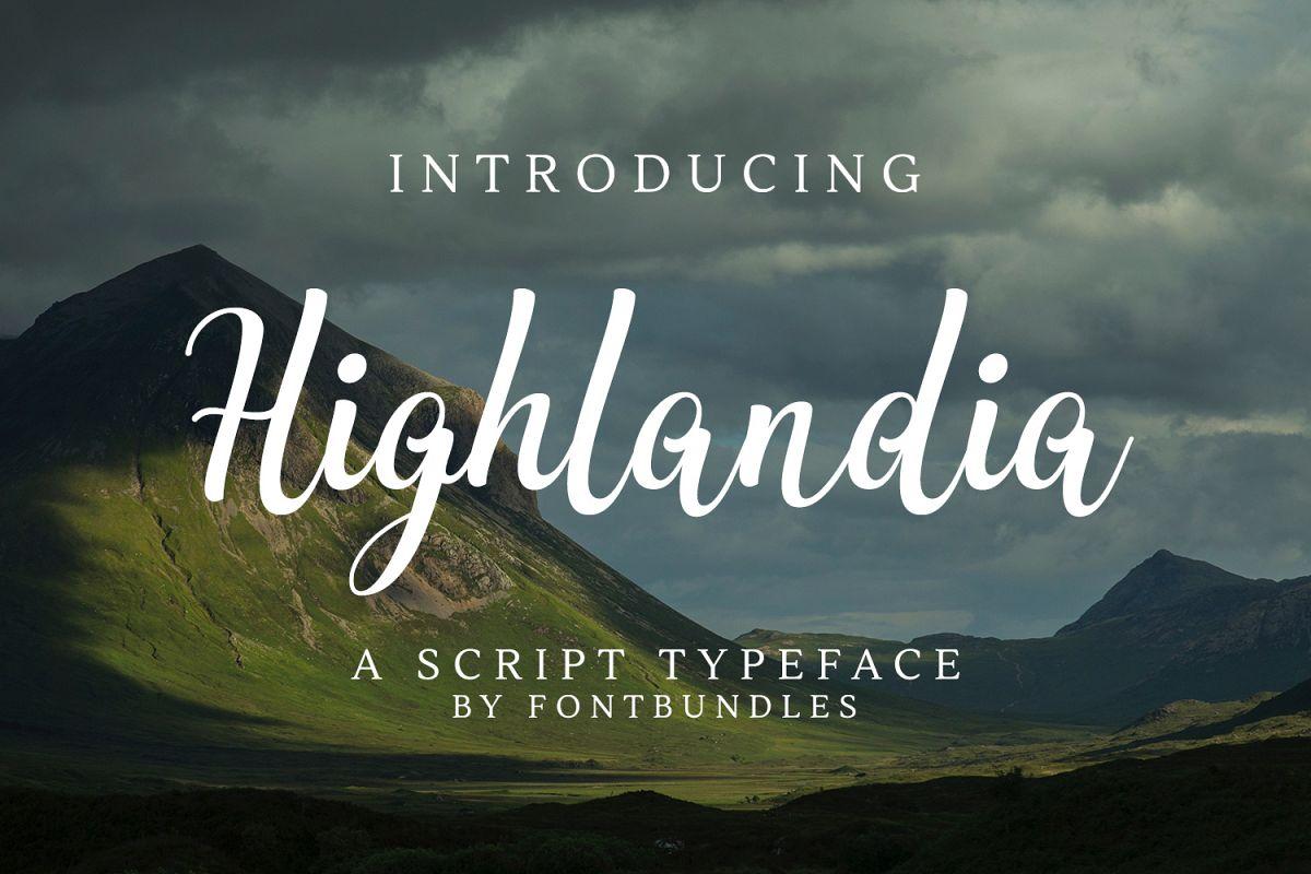 Highlandia example image 1