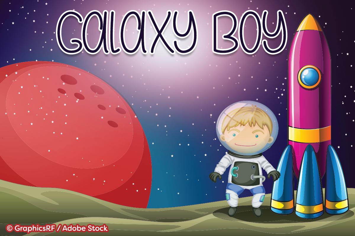 Galaxy Boy example image 1