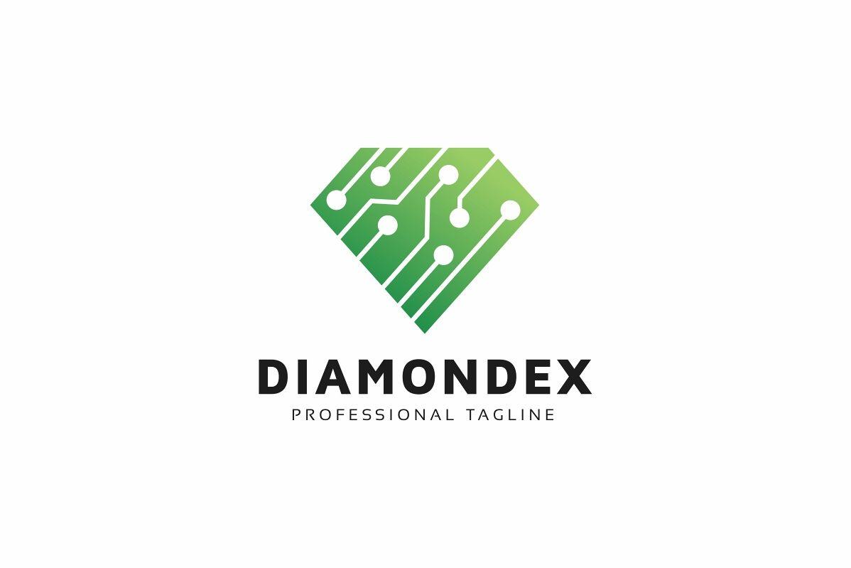 Diamond Tech Logo example image 1