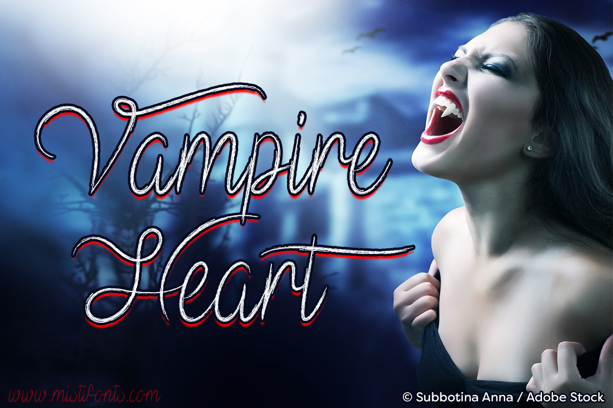 Vampire Heart example image 1