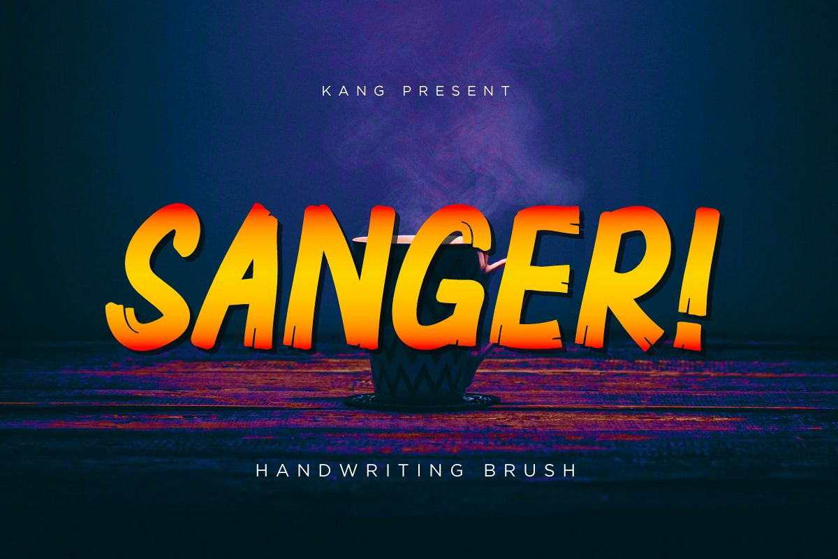 Sanger example image 1