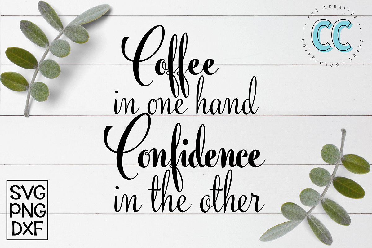 Coffee and Confidence example image 1