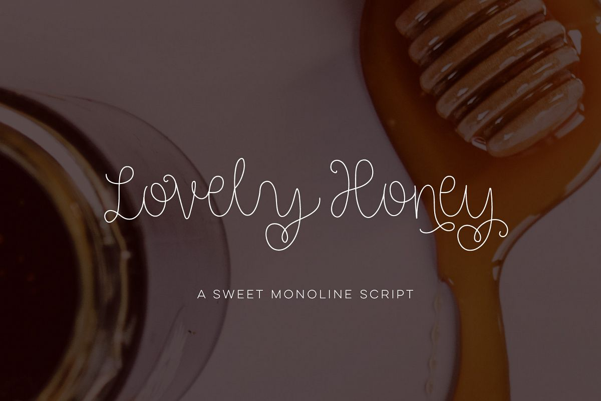 Lovely Honey example image 1