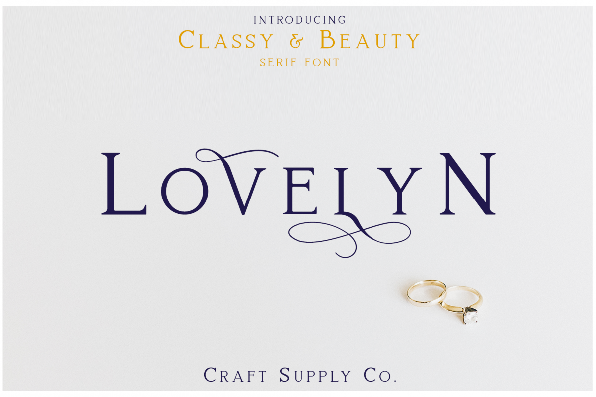 Lovelyn Font example image 1