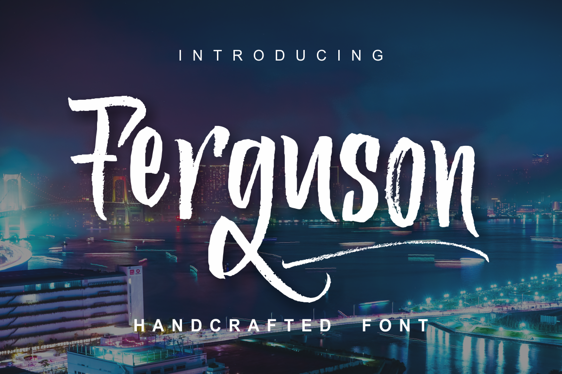 Ferguson example image 1