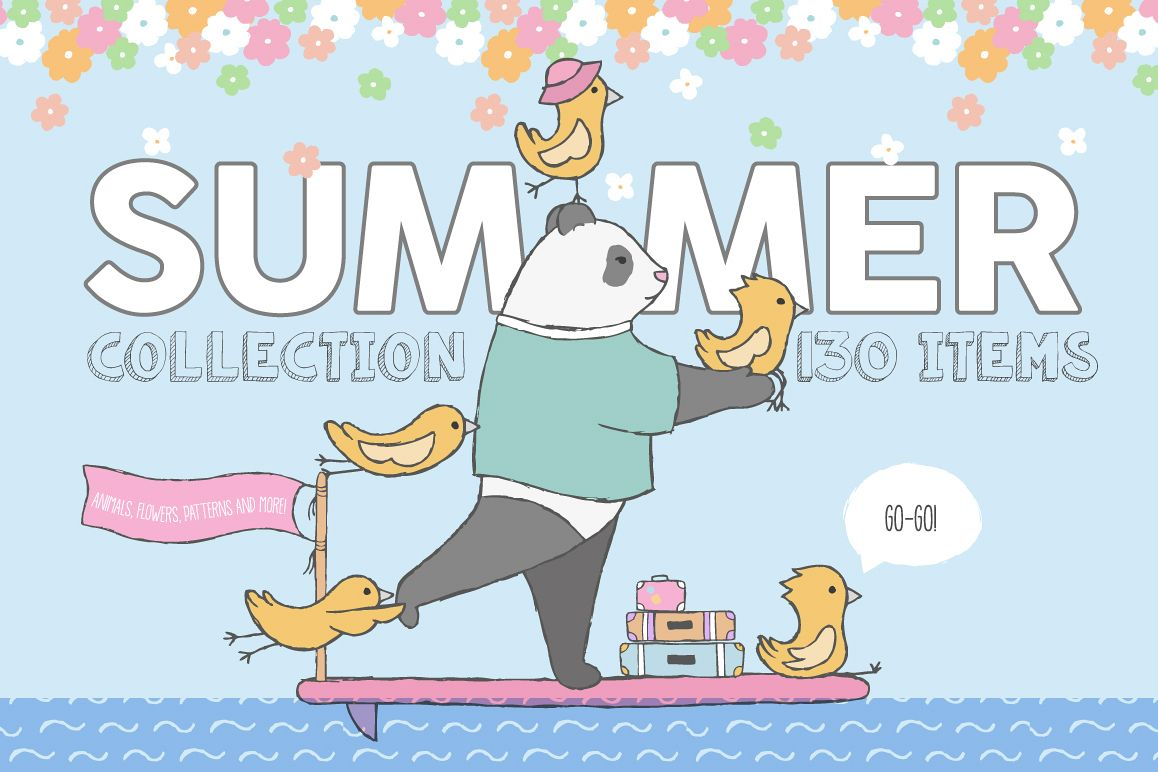Summer Collection example image