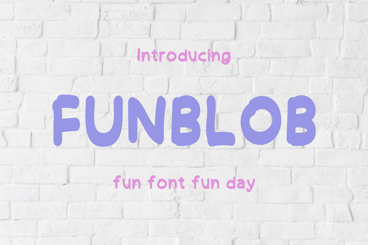 Funblob example image 1