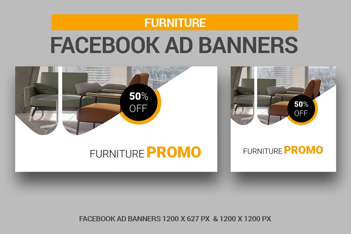 Furniture Facebook Ads example image 1
